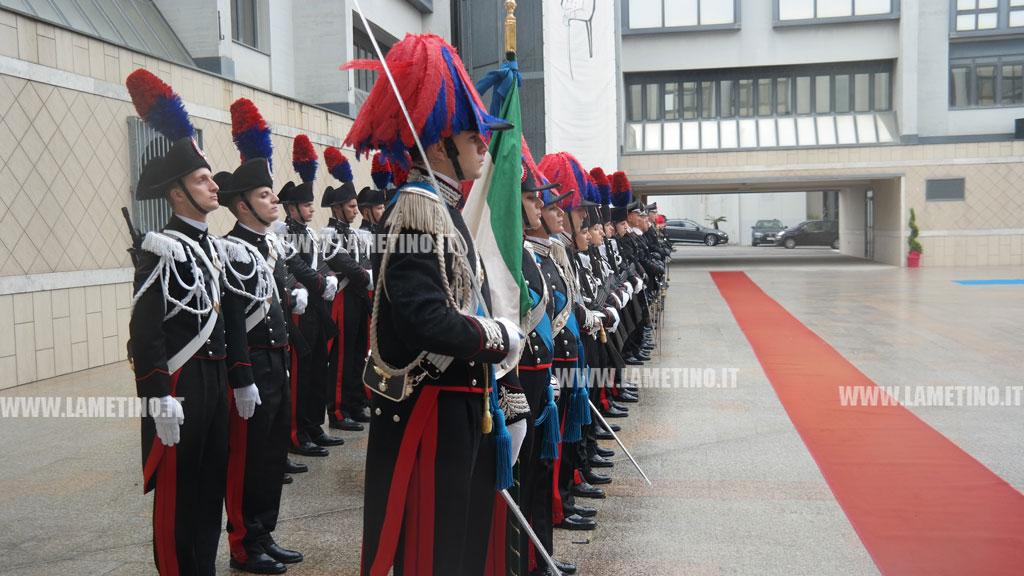 Il generale Vincenzo Paticchio è il nuovo Comandante della Legione carabinieri Calabria