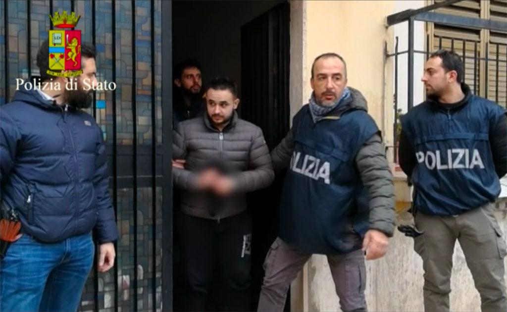 'Ndrangheta, arrestato dopo un anno di latitanza Antonino Pesce