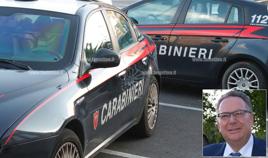 Vicesindaco arrestato per tentata estorsione nel Catanzarese