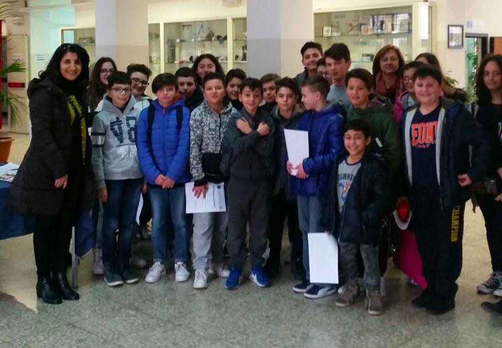 Lamezia il liceo galilei ha ospitato le semifinali dei for Liceo di moda milano