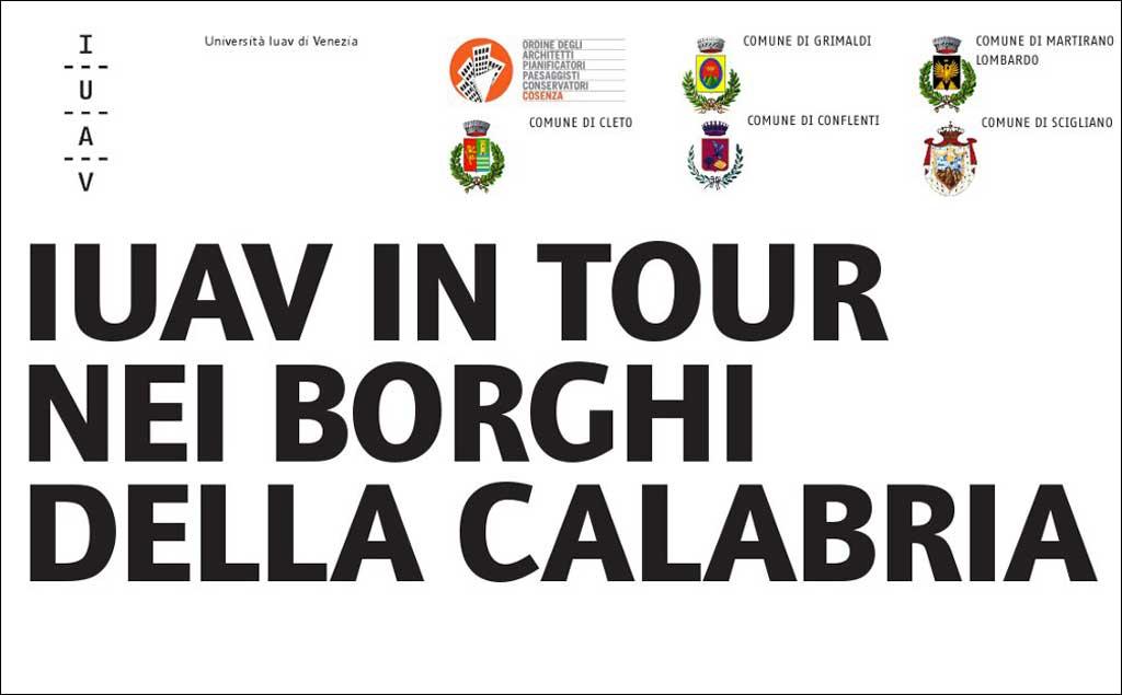0e6797e101 Università Iuav di Venezia in tour nei borghi calabresi, tappe anche ...