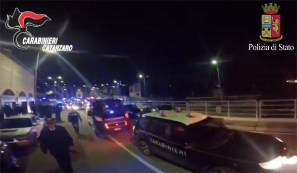 Droga dalla Colombia a Latina e Napoli, 16 arresti