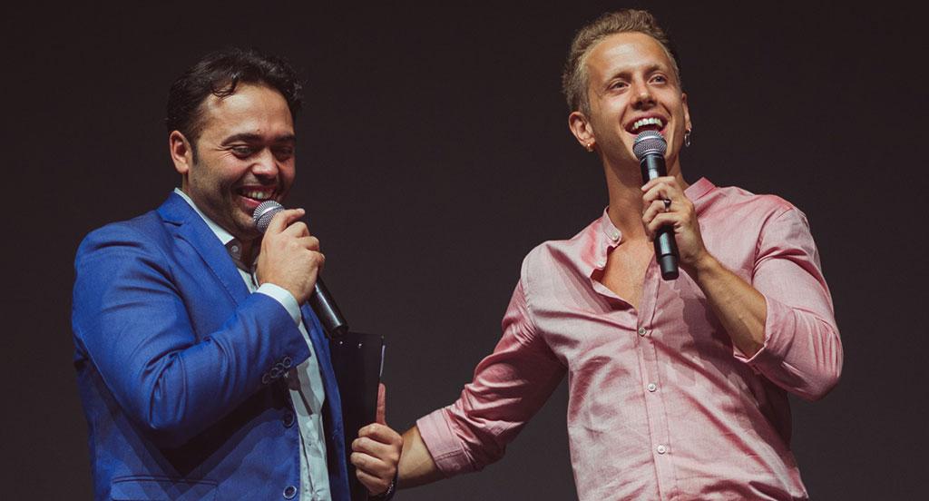 Sanremo 2019: il video di Aspetto che torni di Francesco Renga