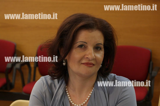 """Lamezia, Benincasa: """"Cultura è bene primario come l'acqua; teatri ... - Il Lametino"""