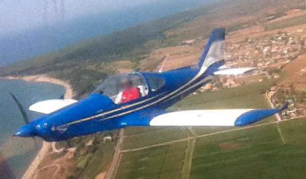 Ultraleggero caduto in Cilento, morto il pilota messinese e una passeggera