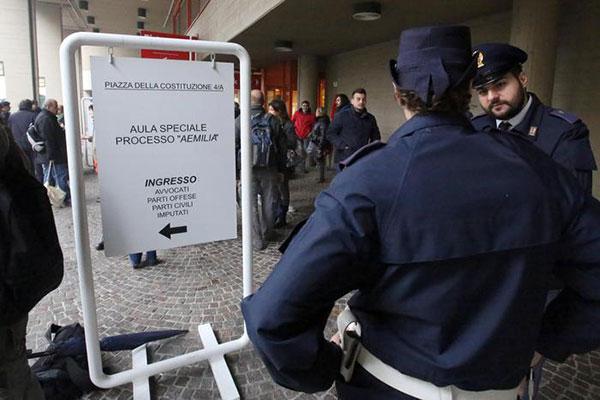 Modena, prime condanne al processo Aemilia