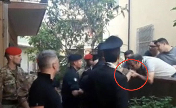 Arrestato boss Giuseppe Giorgi. Ricercato dal 1994
