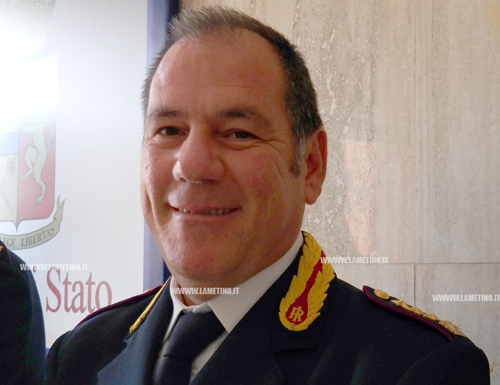 """Intervista a primo dirigente Polizia Borelli: """"Dopo 6 anni lascio una Lamezia diversa, risultati importanti ma c'è ancora tanto da fare"""""""