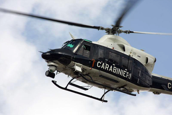 Elicottero 412 : Cosenza operazione acheruntia sette arresti indagato ex