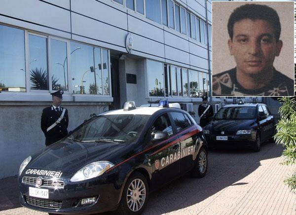 Arrestato boss latitante Giuseppe Giorgi, uno dei più pericolosi