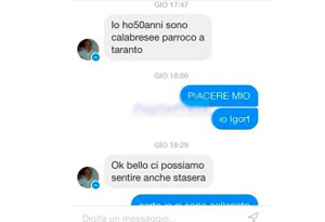 sesso chat