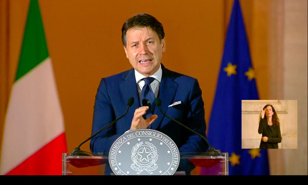 L'annuncio di Conte: Niente spostamenti tra Regioni diverse almeno in questa fase