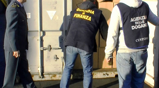 Porto, sequestrati 34 chili di cocaina