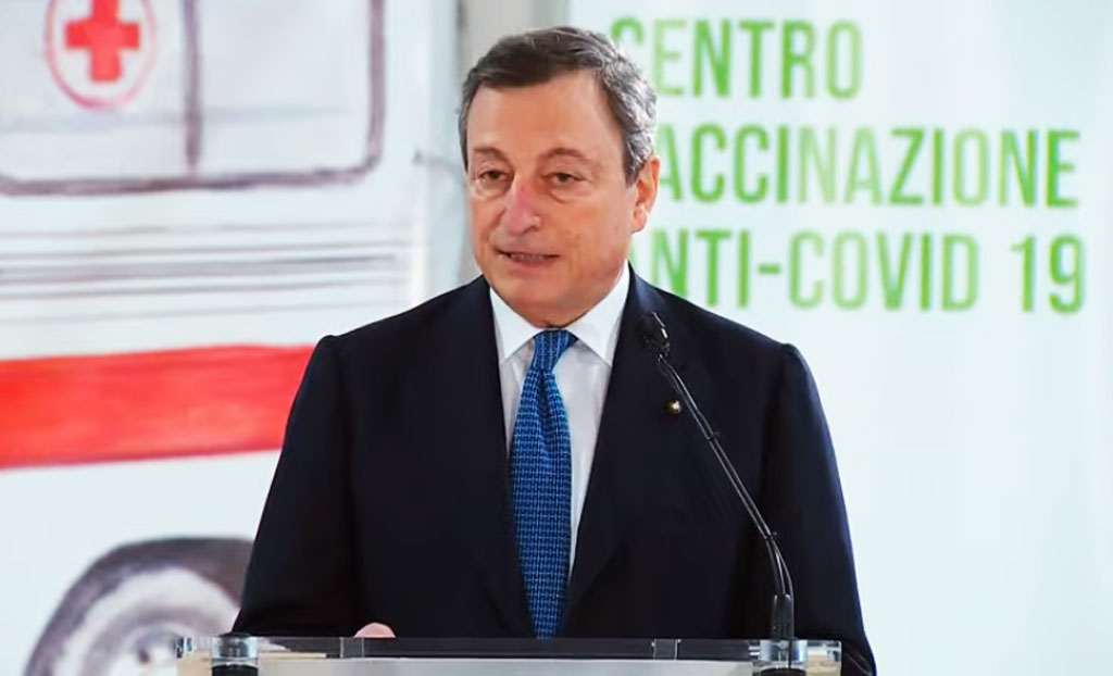 Conferenza stampa Draghi: cosa ha detto su Covid, Sostegni, vaccini