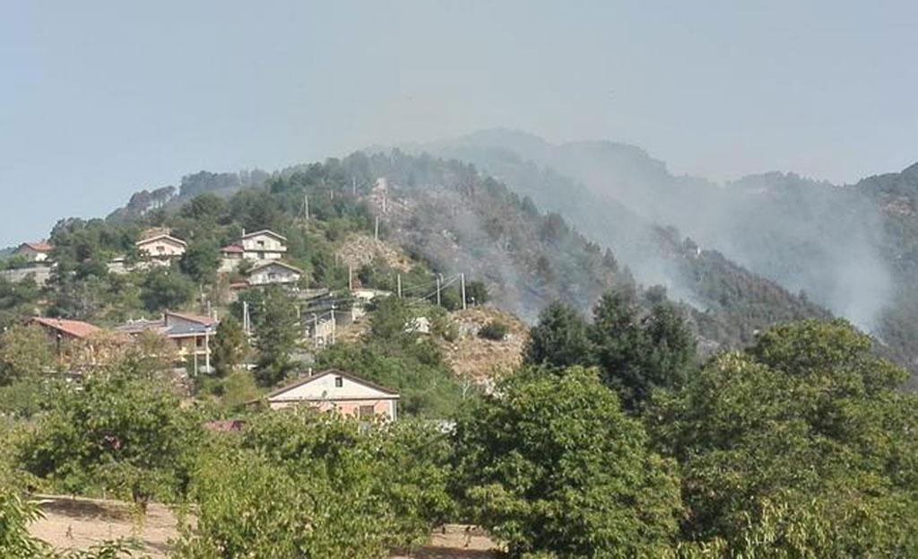 Incendi in Calabria, morti due uomini che cercavano di spegnere le fiamme
