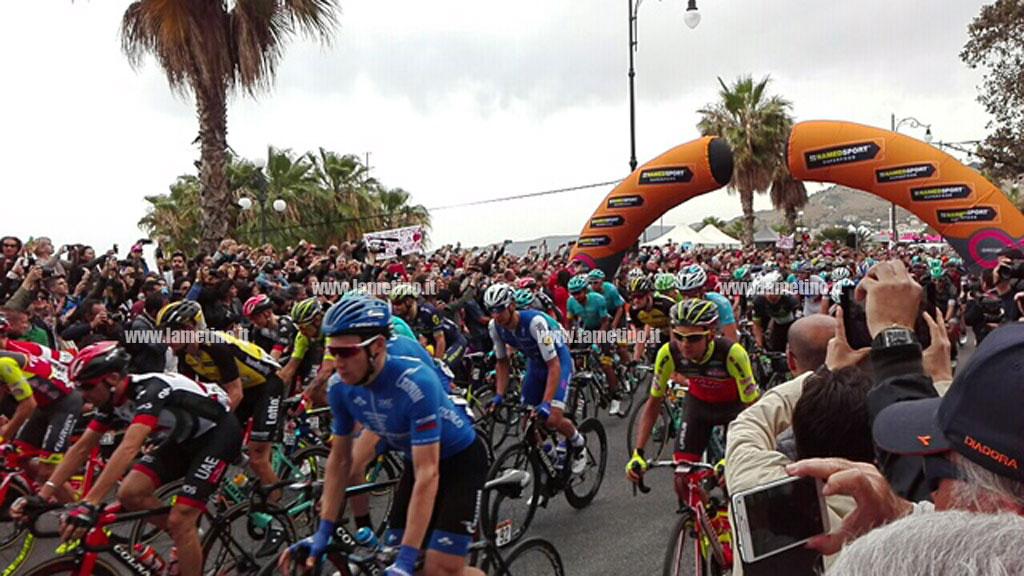 Giro, alla7ª tappa arriva a sorpresa Patrick Dempsey: