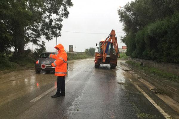 Meteo: Allerta nubifragi su Sardegna, Sicilia e Calabria