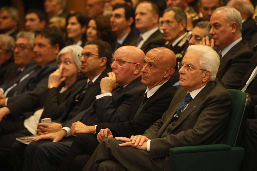 Presidente Mattarella All 39 Unical Il Sud Componente