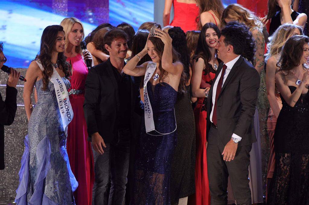 Conny Notarstefano rappresenterà l'Italia alla finale di Miss Mondo