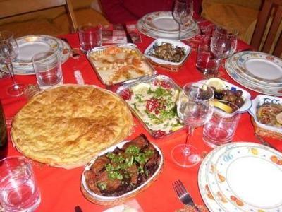 Calabria coldiretti piatti della tradizione in tavola per natale 2012 il - A tavola con amici ...