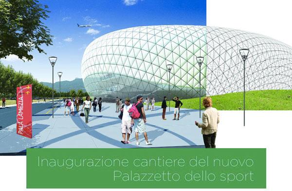 Lamezia Il 28 Ottobre Inaugurazione Cantiere Nuovo Palazzetto Dello Sport Il Lametino It