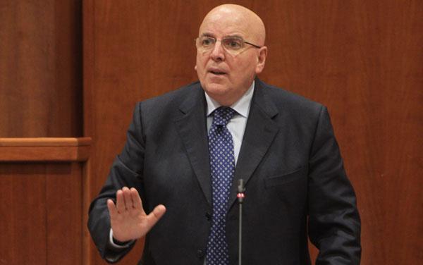 Sequestro 150 mila euro presidente Sacal
