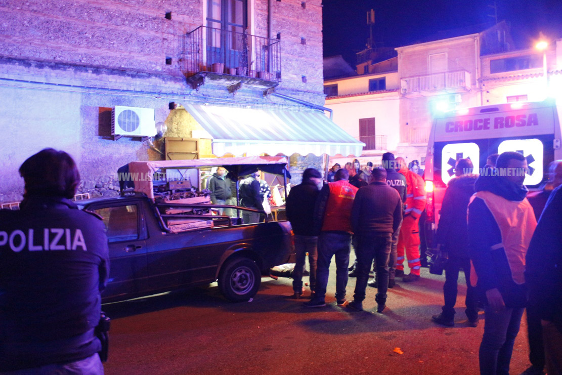 Lamezia: omicidio a Sambiase, assassinato un fruttivendolo