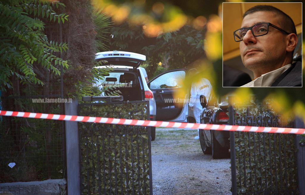 Agguato a Lamezia Terme, ucciso un noto penalista