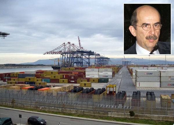 Russo è il nuovo presidente dell'Autorità di sistema portuale