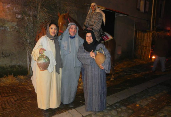 Calabria: Conclusa seconda edizione presepe vivente a Miglierina