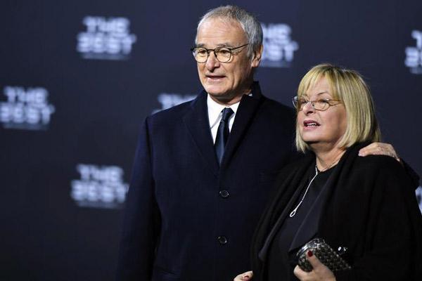 Premio FIFA, Ranieri è il miglior allenatore del 2016