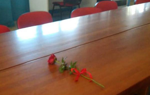 Insegnante Lametina Investita A Gizzeria Lido Una Rosa Rossa In Suo