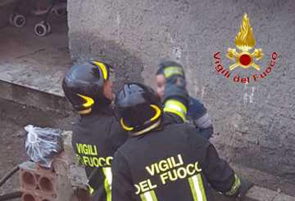 Roma: tante richieste di soccorso per i Vigili del fuoco causa neve